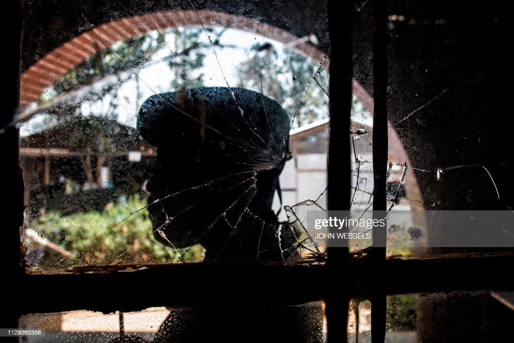 RDCONGO-HEALTH-EBOLA-ATTACK : News Photo