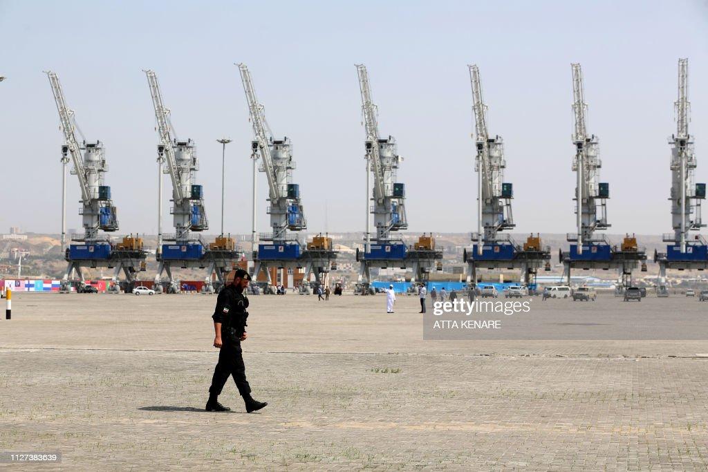 IRAN-ECONOMY-CHABAHAR : News Photo
