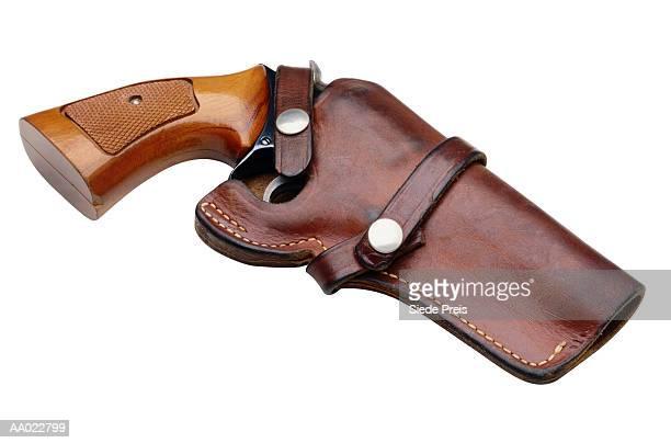 Police Officer's .357 Magnum Revolver