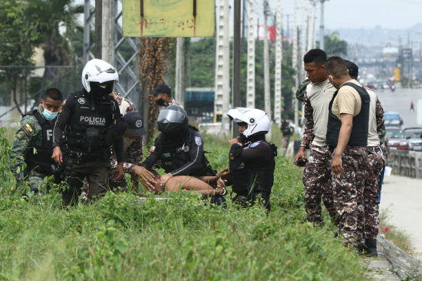 ECU: Deadly Prison Riots In Guayaquil