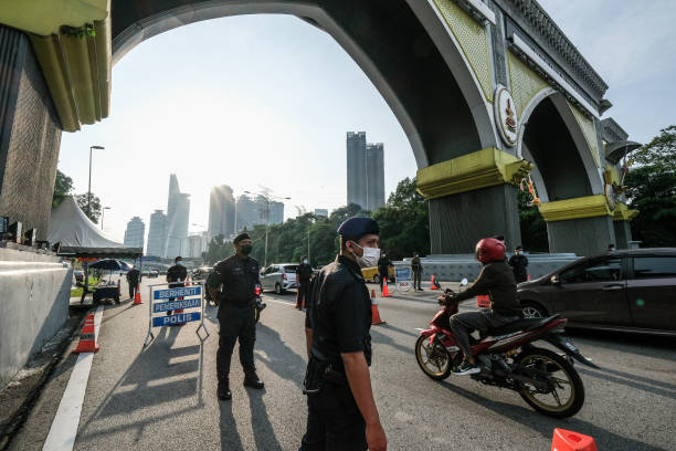 MYS: Malaysia GDP Contraction Slows, But New Nationwide Virus Curbs Add Pressure