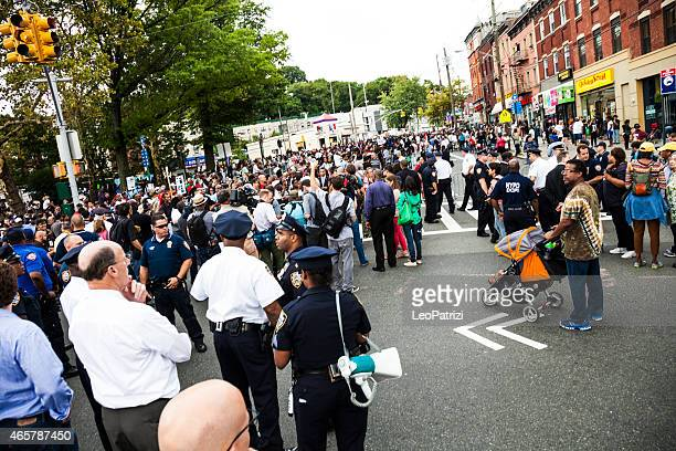 NYPD Police officers
