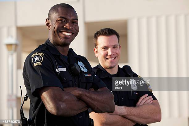 police officers - rescue services occupation stock pictures, royalty-free photos & images