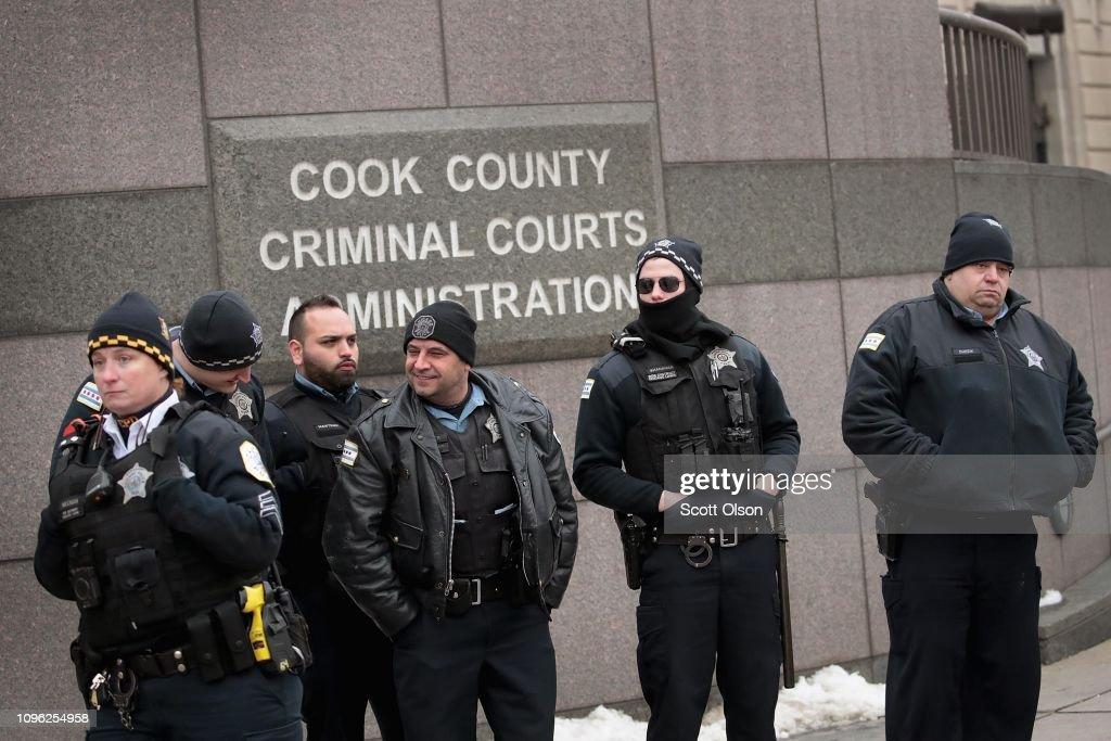 Chicago Police Officer Jason Van Dyke Sentenced In Shooting Death Laquan McDonald : News Photo