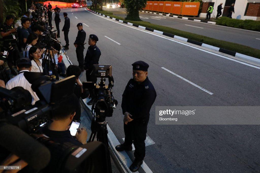 Image result for photos of n korean summit june 12, 2018