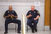 norristown pa police officers use their