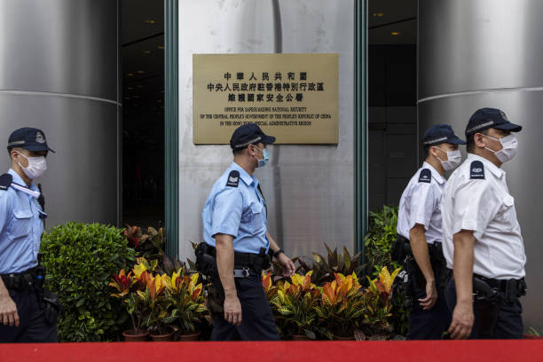 CHN: China's Office for Safeguarding National Security in Hong Kong Begins Operations