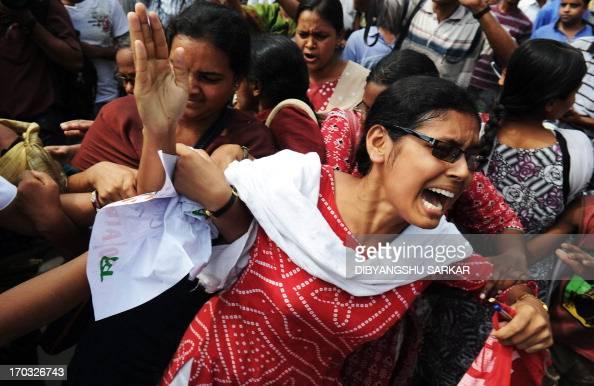 Nude protest, black flags greet Modi in Assam   India