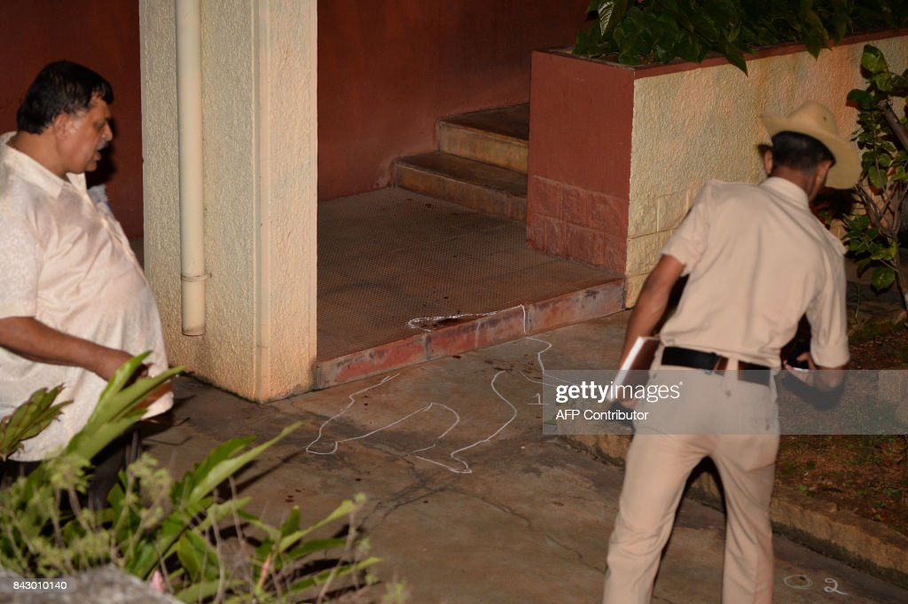 INDIA-CRIME-SHOOTOUT : News Photo