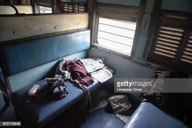 Police officials investigating as some ragpickers made the coach their home as a fire broke out in an empty coach of PuneNew Delhi Duronto Express...
