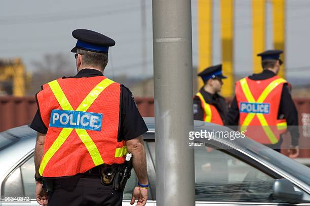 police on scene - police force stock pictures, royalty-free photos & images