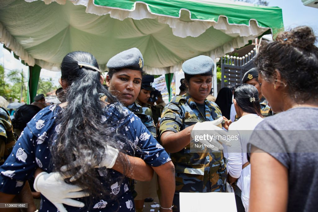 LKA: Multiple Explosions Hit Sri Lanka On Easter Sunday