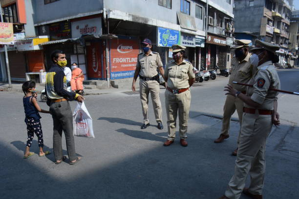 IND: Weekend Lockdown Imposed By Maharashtra Government