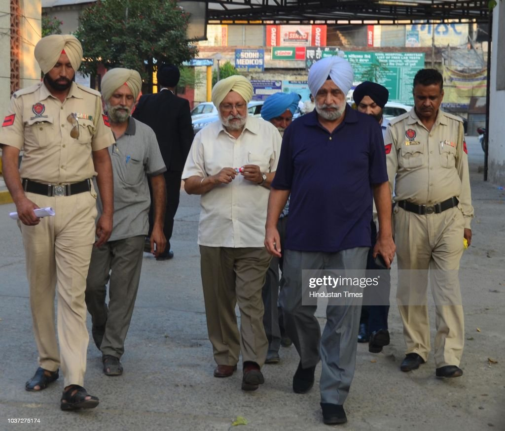 Chief Khalsa Diwan President Dr Santokh Singh Sentenced To Five Year Imprisonment