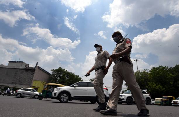 IND: Cloudy Weather In Delhi-NCR, Intermittent Pre-Monsoon Showers Likely