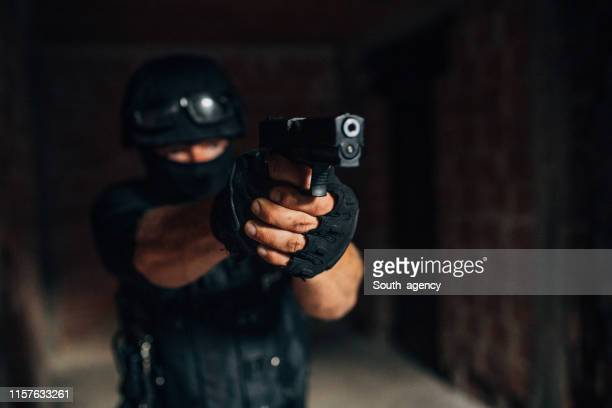 police - task force stock pictures, royalty-free photos & images