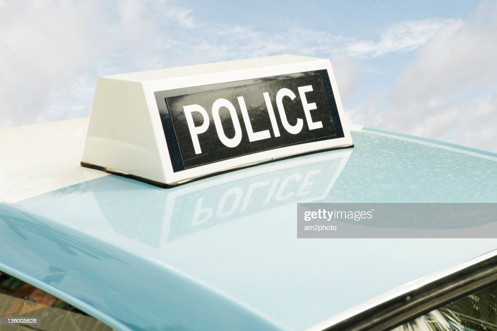 Police : Stock Photo