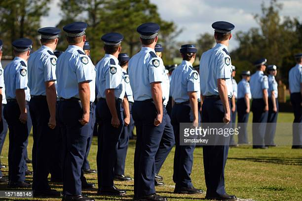 qld police - police force stock pictures, royalty-free photos & images