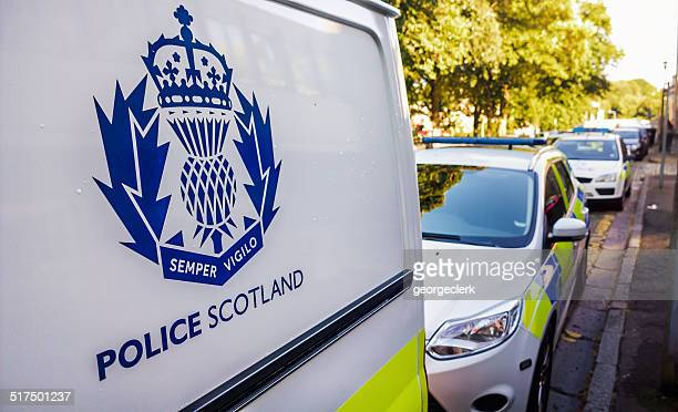 Police Scotland Vehicles