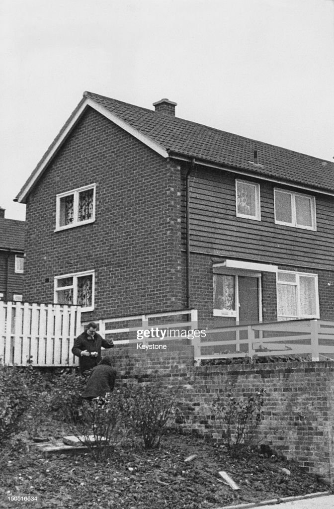 Moors Murderers' House Searched : News Photo