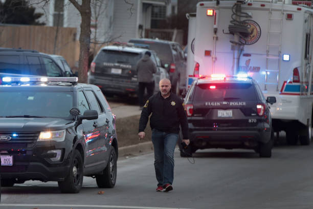 Shooting At Manufacturing Plant In Aurora, Illinois Injures Multiple Police Officers