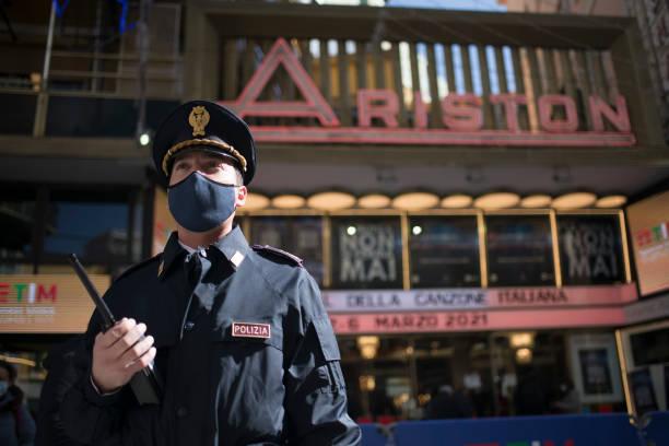 ITA: Sanremo Music Festival 2021 Amid Covid-19 Pandemic