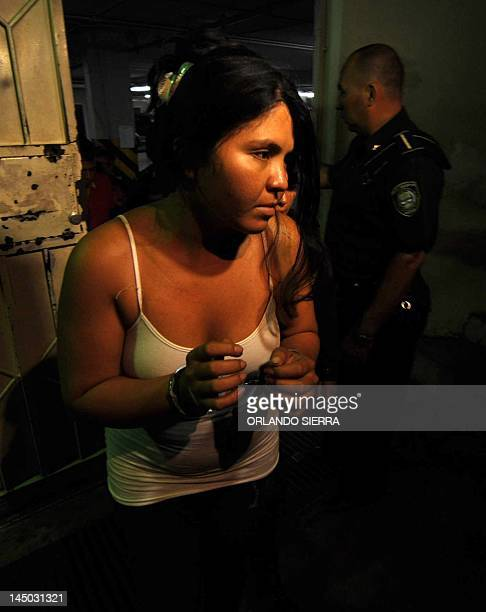 Police take Jessica Yamileth Katlin Zambrano Ortiz and Marvin Enrique Oliva into custody for alleged involvement in the kidnapping of journalist...