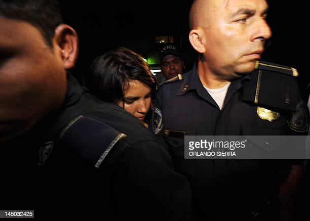 Police take Kathy Zambrano Ortiz and her sister Jessica Yamileth into custody for alleged involvement in the kidnapping of journalist Angel Alfredo...
