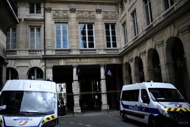 FRA: France's Constitutional Council Finalises Contested Covid-19 Health Bill