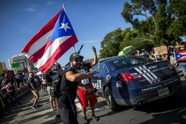 PRI: Thousands Protest Calling For Governor Rossello's Immediate Resignation