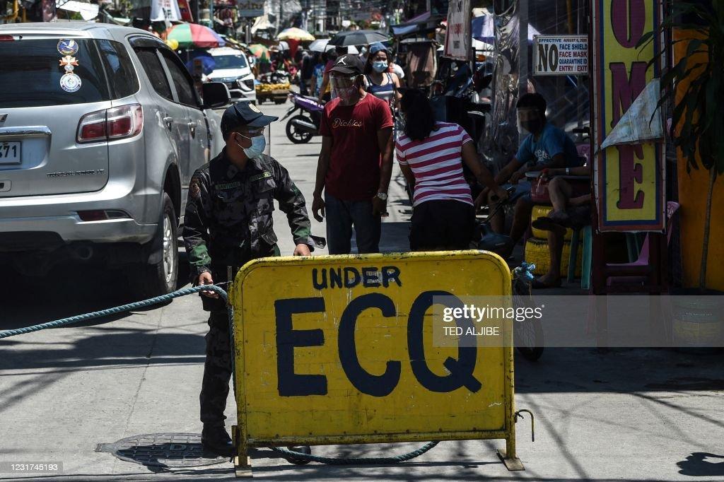 PHILIPPINES-HEALTH-VIRUS : News Photo
