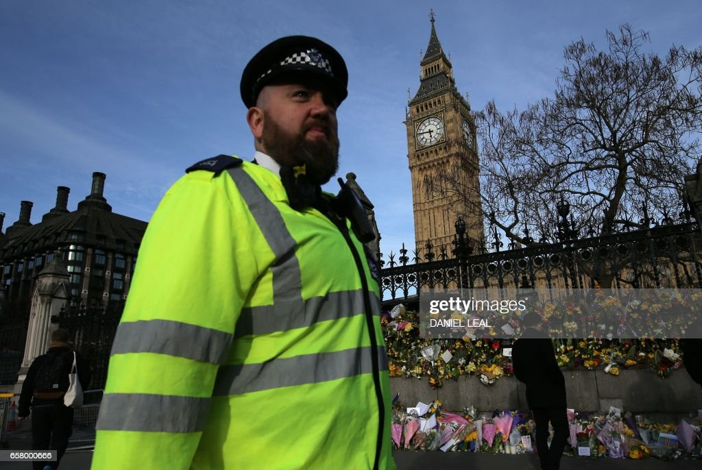 BRITAIN-ATTACK-PARLIAMENT : News Photo