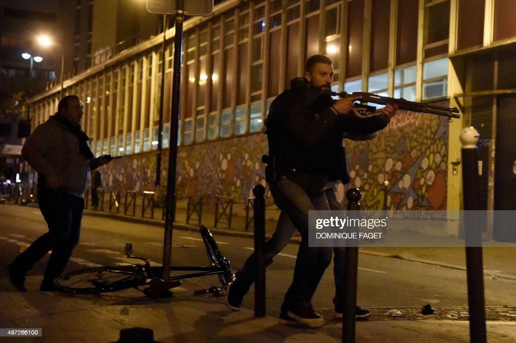 FRANCE-ATTACKS : News Photo