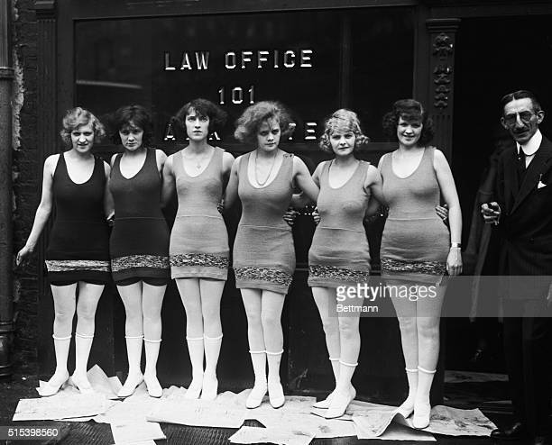 Policemen Said These Girls Looked Naughty Judge Said No Murray's restaurant is in New York Murray's runs a cabaret A great many people like Murray's...