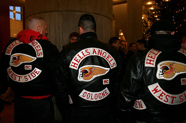 Hells Angels Murder Trial Continues Photos and Images
