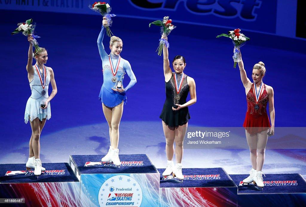 2014 Prudential U.S. Figure Skating Championships : ニュース写真