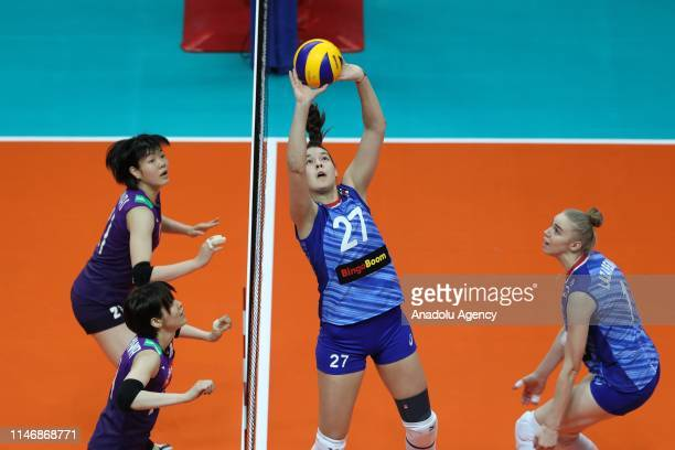 60 Top V Russia Fivb Volleyball Nations League Pictures, Photos and