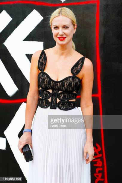 Polina Proshkina attends Tabula Rasa The 26th annual Watermill Center Benefit Auction at The Watermill Center on July 27 2019 in Water Mill New York