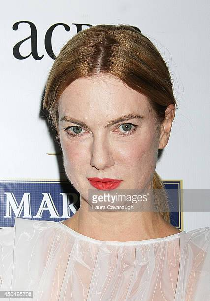 Polina Proshkina attends the 2014 Young Friends Of ACRIA Summer Soiree at Highline Stages on June 11 2014 in New York City