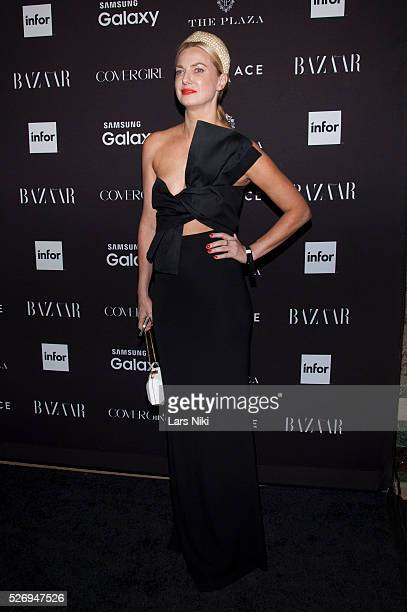Polina Proshkina attends the 2015 Harper's Bazaar ICONS Event at the Plaza Hotel in New York City �� LAN