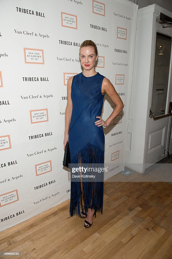 Polina Proshkina attends the 2015 Tribeca Ball at New York Academy of Art on April 13, 2015 in New York City.