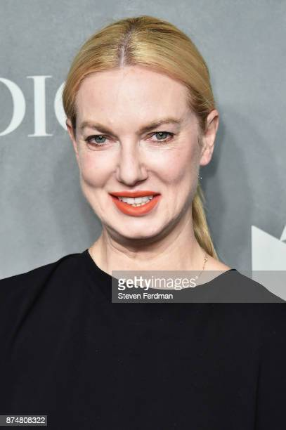 Polina Proshkina attends the 2017 Guggenheim International Gala PreParty made possible by Dior on November 15 2017 in New York City