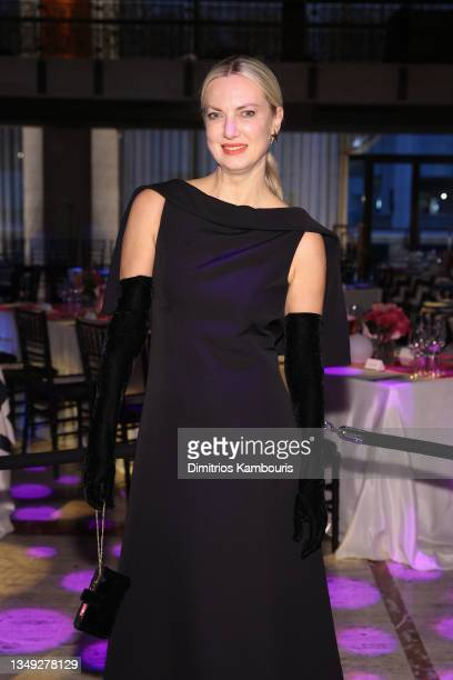Polina Proshkina attends the American Ballet Theatre's Fall Gala at David H. Koch Theater at Lincoln Center on October 26, 2021 in New York City.