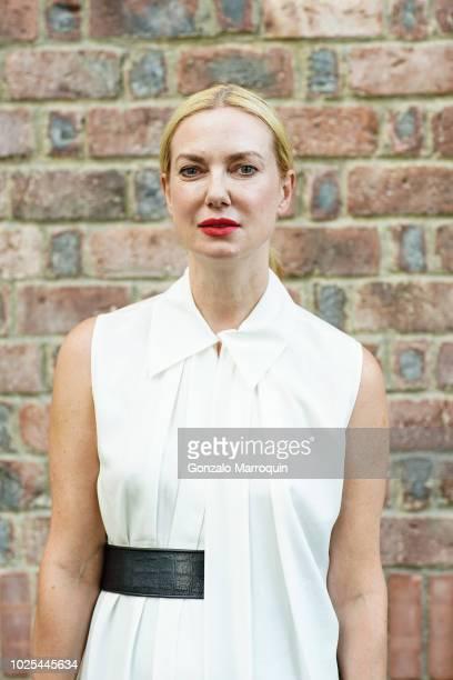 Polina Proshkina during the SummerFest 2018 At Southampton Arts Center Honoring Peter Marino at Southampton Arts Center on August 30 2018 in...