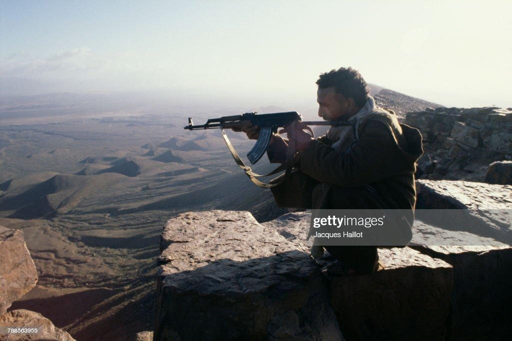 Polisario Front : News Photo