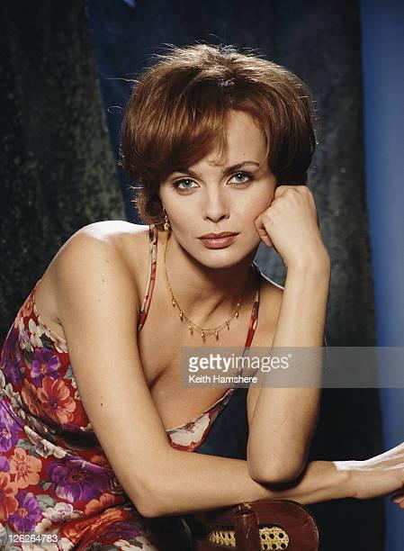 Polish actress Izabella Scorupco stars as computer programmer Natalya Simonova in the James Bond film 'GoldenEye' 1995