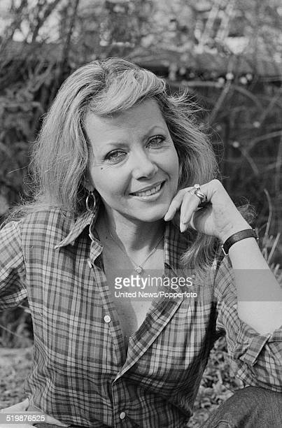 Polish born actress Ingrid Pitt in London on 28th February 1980