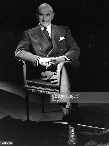 Polish born American film producer Samuel Goldwyn who founded the Metro Goldwyn Mayer Company in 1925