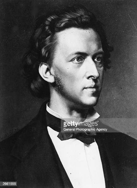 Polish composer and pianist Frederick Francois Chopin Original Publication People Disc HJ0255