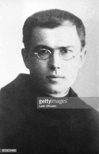 Polish Conventual Franciscan friar who volunteered to die in place of a stranger in the German death camp of Auschwitz located in Germanoccupied...